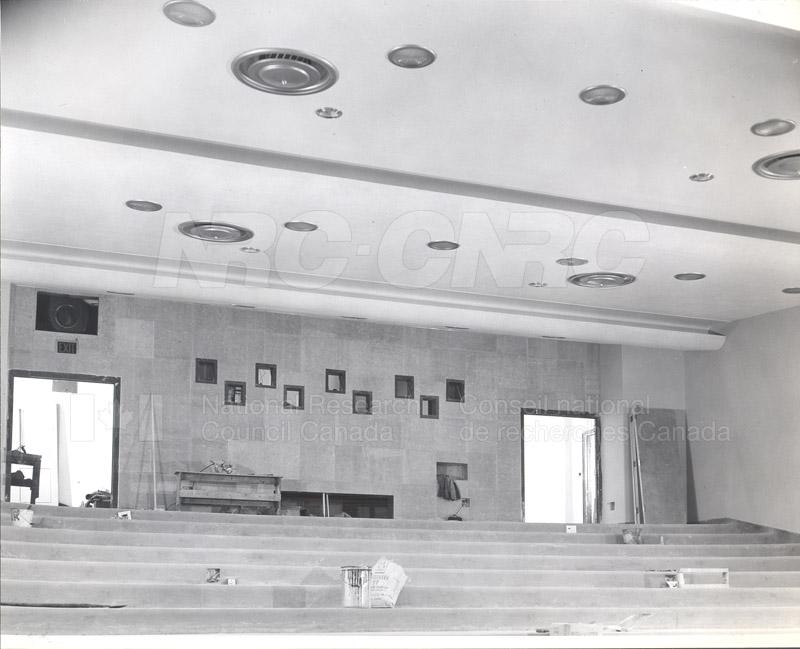 Construction of M-50 April 2 1953 #3381 002