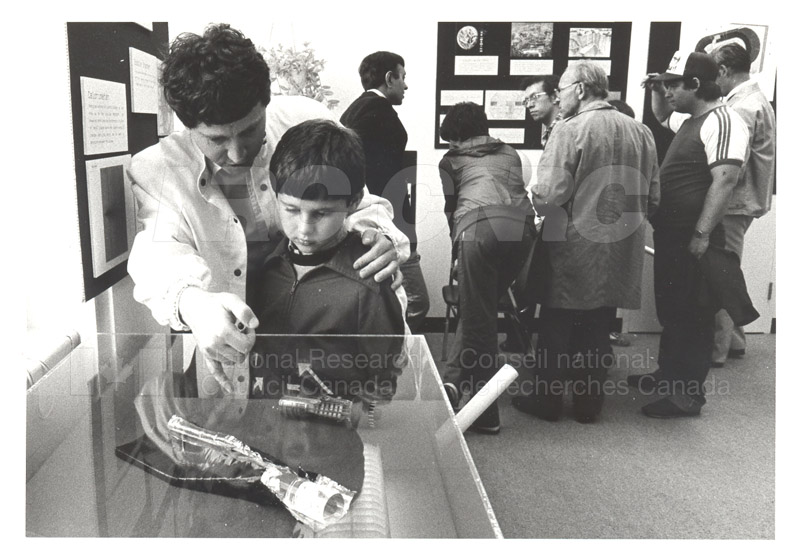 NRC Open House- Physics (M36) 1984 003