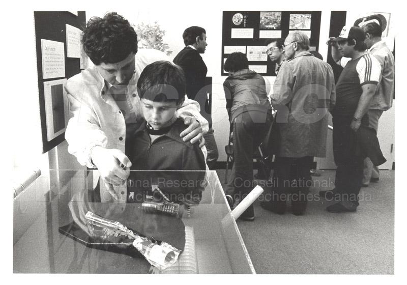 NRC Open House- Physics (M36) 1984 003