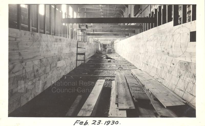 Sussex St. and John St. Labs- Album 4- Test Basin Feb. 23 1930 006