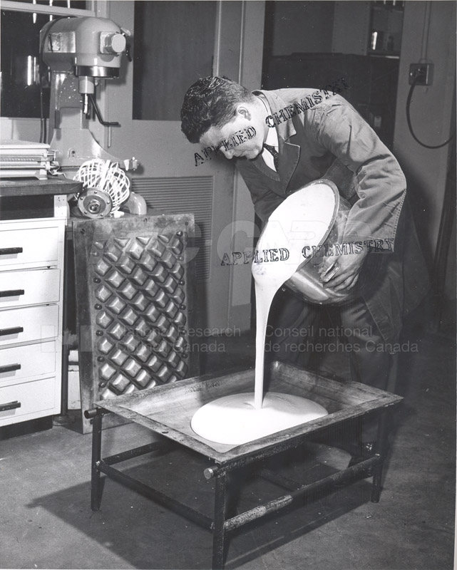 Rubber Lab June 1955 004