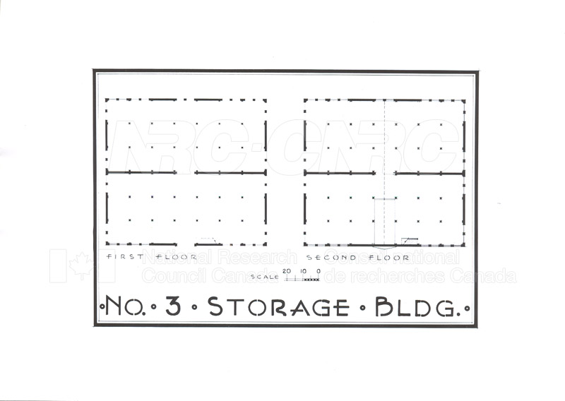 Buildings- Floor Plans Sept. 1948 005