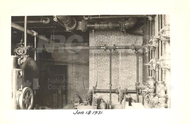 Sussex St. and John St. Labs- Album 1-Main Building Jan.18 1931 009
