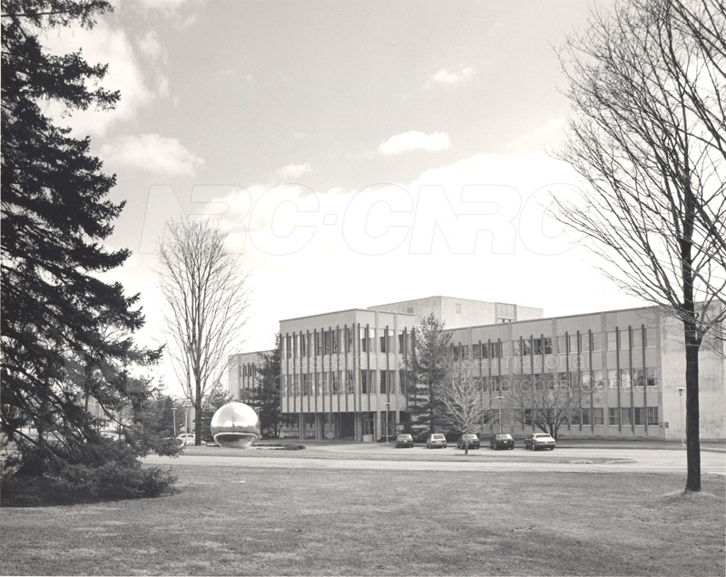 NRC Buildings- M-58 Silver Ball 002