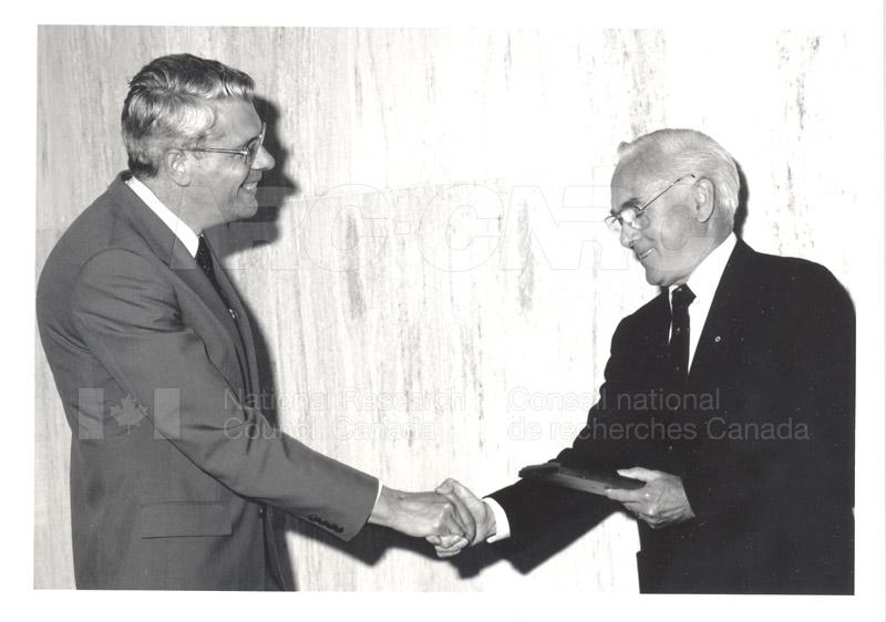 25 Year service Awards- J. Ploeg