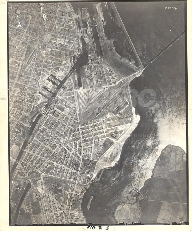 Aerial Photo c.1939
