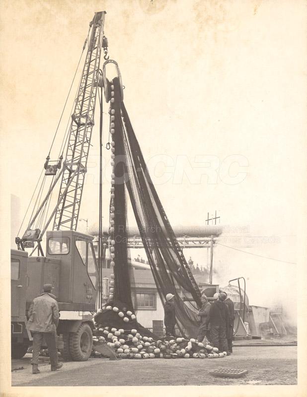 Arrow Oil Spill Clean Up 1970 002