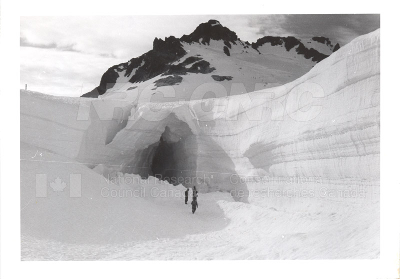 Salmon River Glacier B.C. U. of T. Glaciology 002