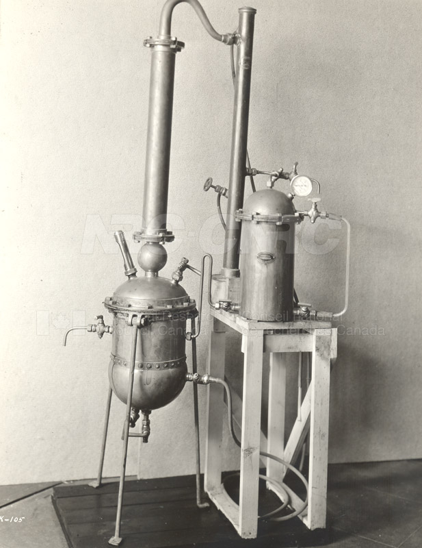 Clay- 2 Gallon Still and Extractor