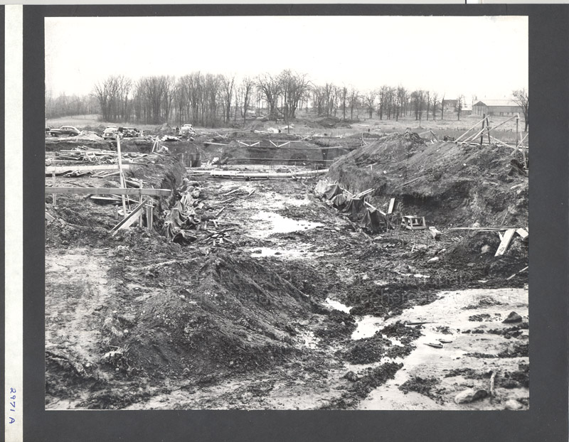 Construction of M-50 Oct. 12 1951 AND Nov. 9 1951 #2916, 2971 001