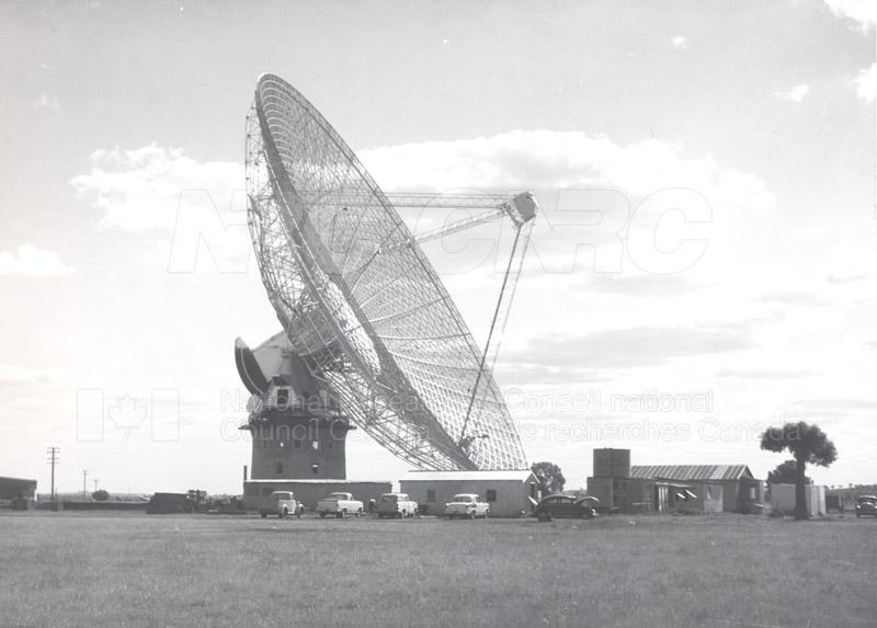 Radio Telescope (N.S.W.) c.1960 007