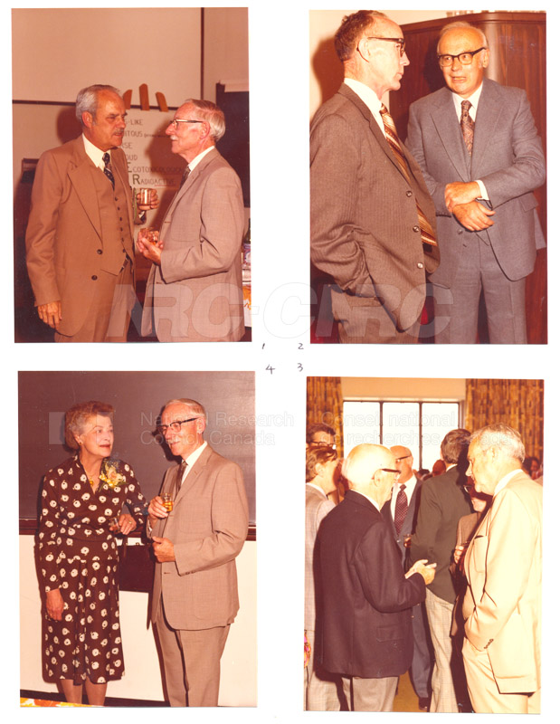 Dr. G.C. Butler Retirement 1978 002