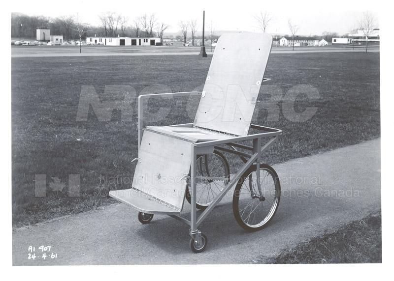 George Klein Wheel Chair 009