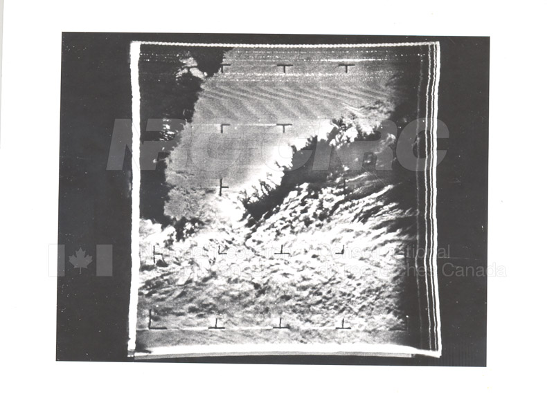Clouds South of Greenland Received from 135th Orbit Sept. 6 1964