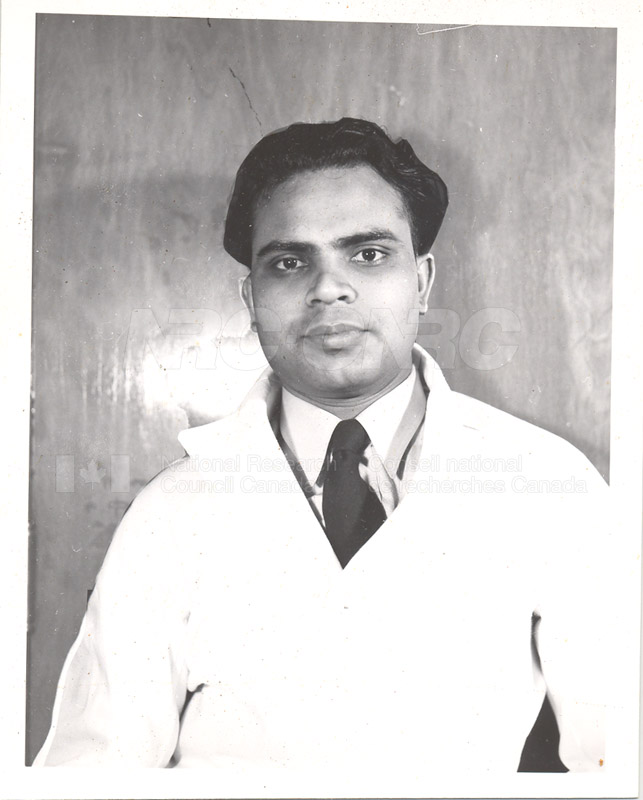 Photographs of Postdoctorate Issue 1957 005