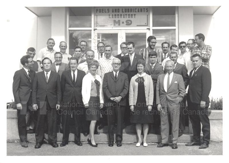 A. Gauthier Retirement (Fuels & Lub.) 1967 002