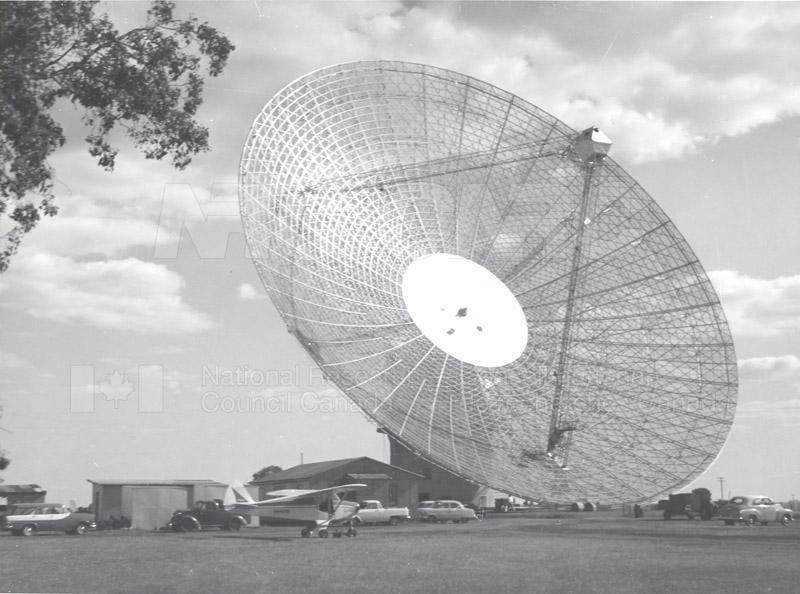 Radio Telescope (N.S.W.) c.1960 005