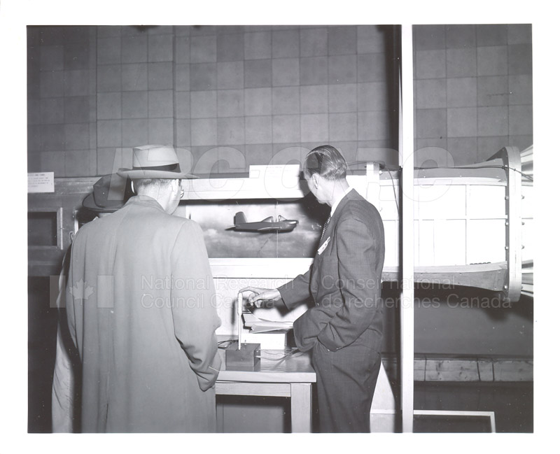 NRC Open House- Montreal Road 1954 006