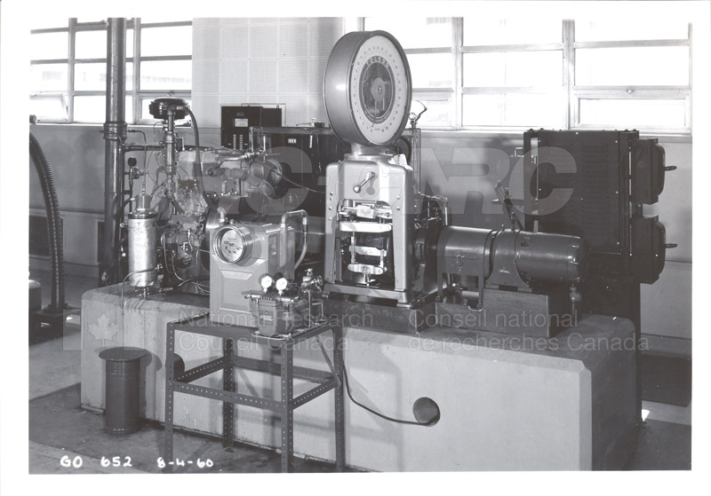 Fuel and Lubricant Lab Apparatus and Testing Procedures 1960 050