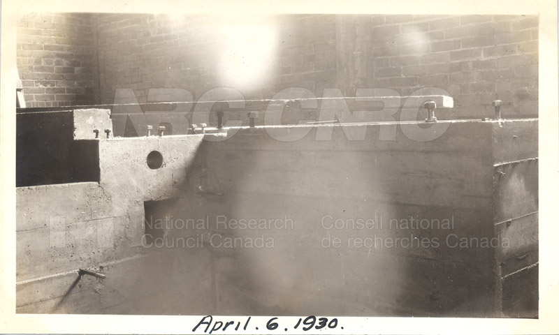 Sussex St. and John St. Labs- Album 4- Test Basin April 6 1930 001