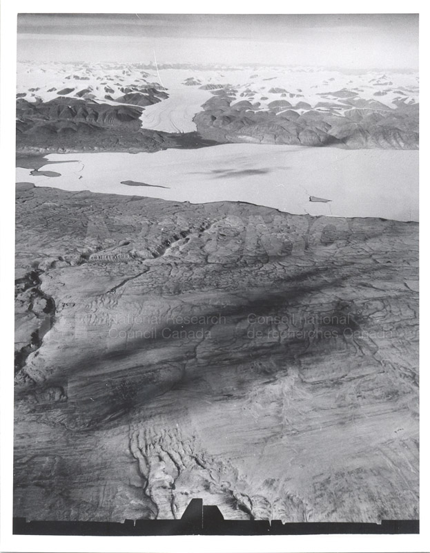 Glaciers- Ellesmere Island D.R.B. c.1958 001