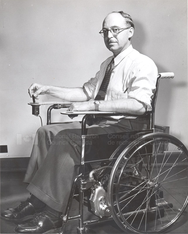 George Klein Wheel Chair 021