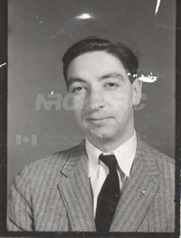Post Doctorate Fellow- 1959 005
