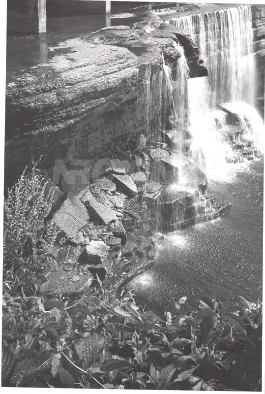 Rideau Falls 1960