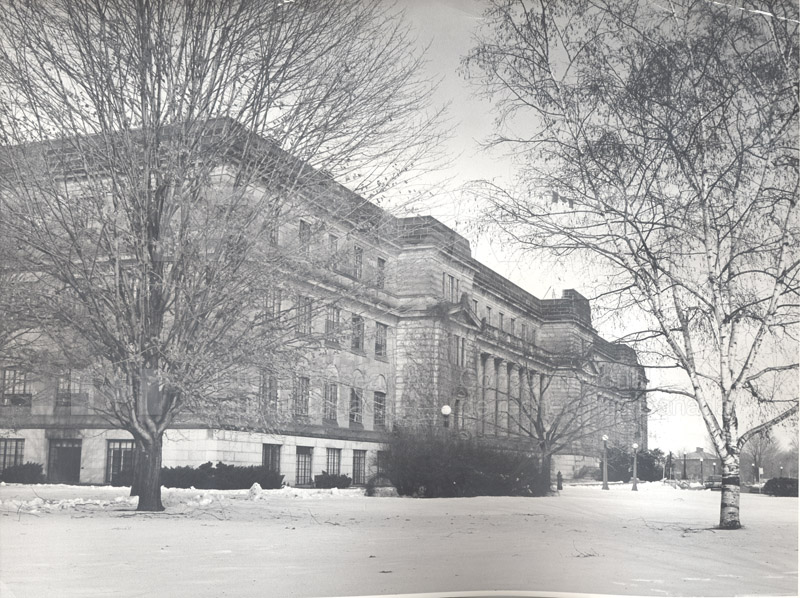 100 Sussex Drive Winter c.1970 002