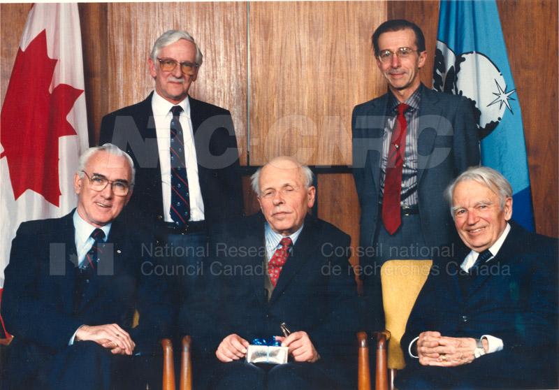 Dr. A. Sakharov at NRC 13 Feb. 1989 004