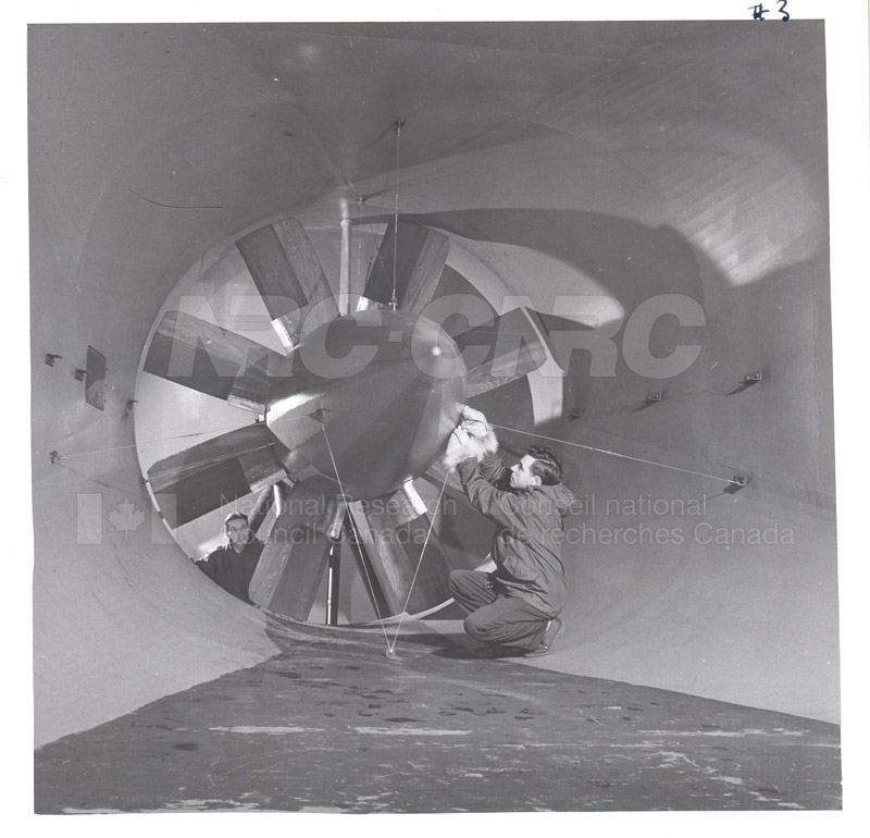 Icing Wind Tunnel 1961 002