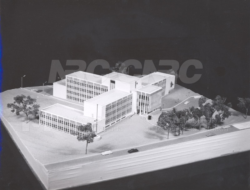 Model for M-58 Building 001