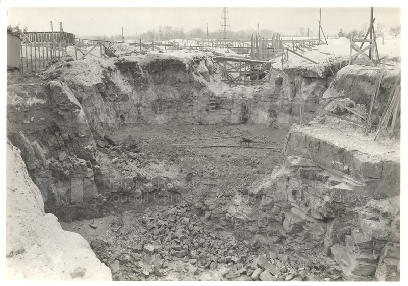 Construction and other Photos 1929-1937 089