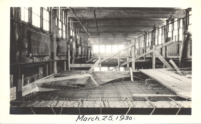 Sussex St. and John St. Labs- Album 2-Wind Tunnel March 25 1930 006