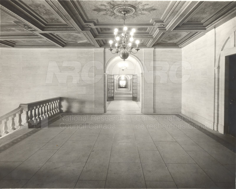 100 Sussex Drive- Second Level Foyer (KK-30) 1932