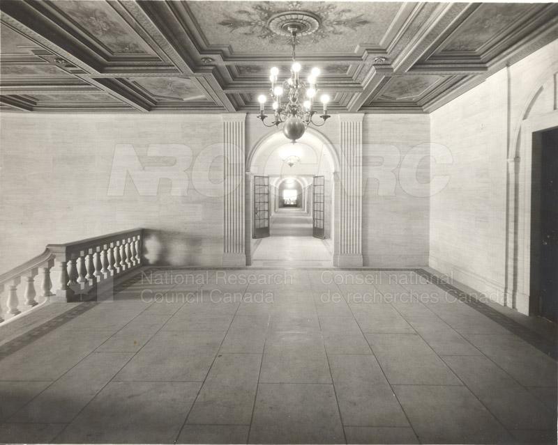 100 Sussex Drive- Second Level Foyer (KK-30) 1932