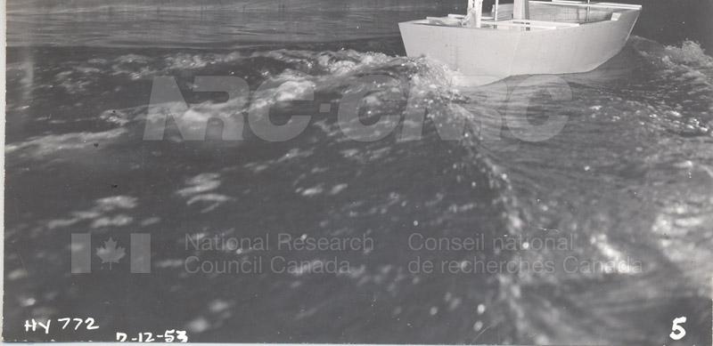 Ship Laboratory- HY772, Dec. 12 1953