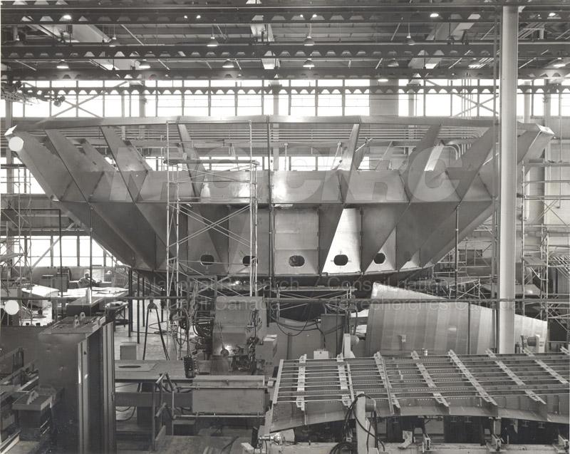 Aeronica Corp. Middletown Ohio- Radio Telescope 1960 001