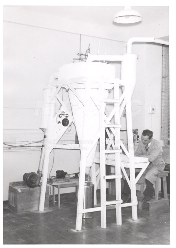 Experimental Egg Drier c.1943