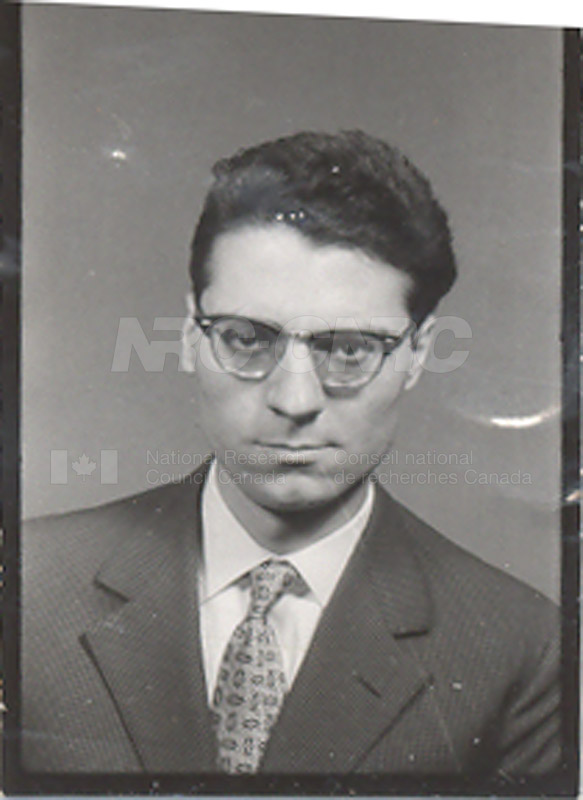 Post Doctorate Fellow- 1959 096