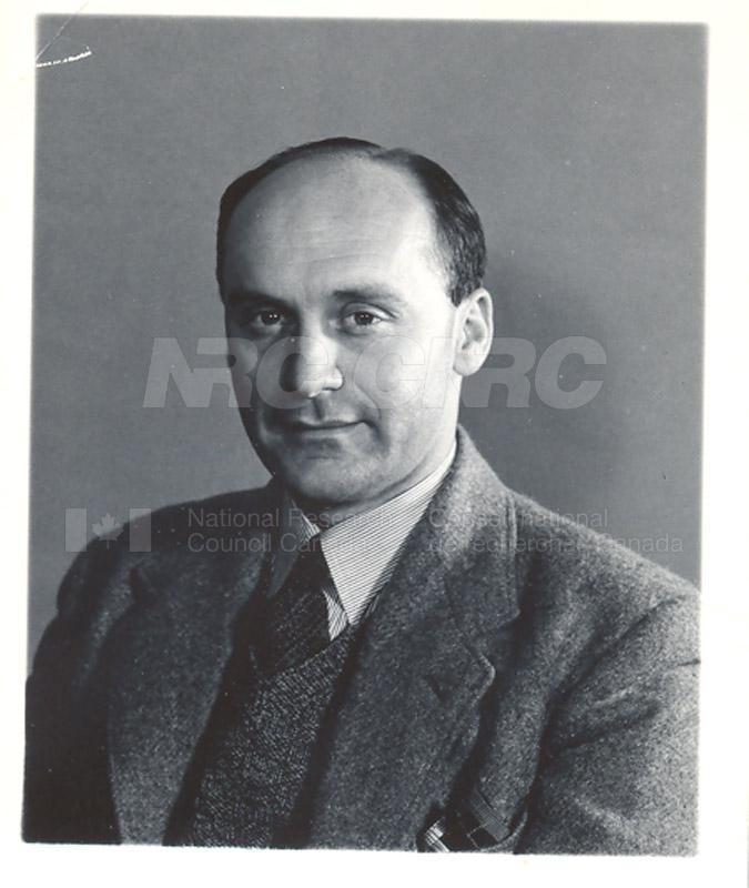 Postdoctorate Fellows 1951 012