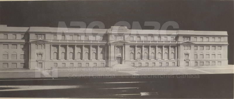 100 Sussex Drive Architects Model 1930 004 pt.2
