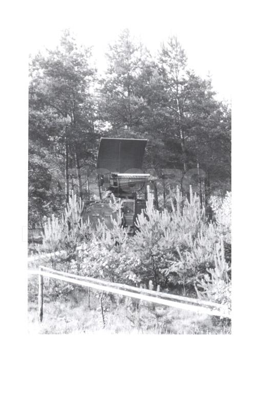 Radar AN-MPQ-501 NATO 1960 001