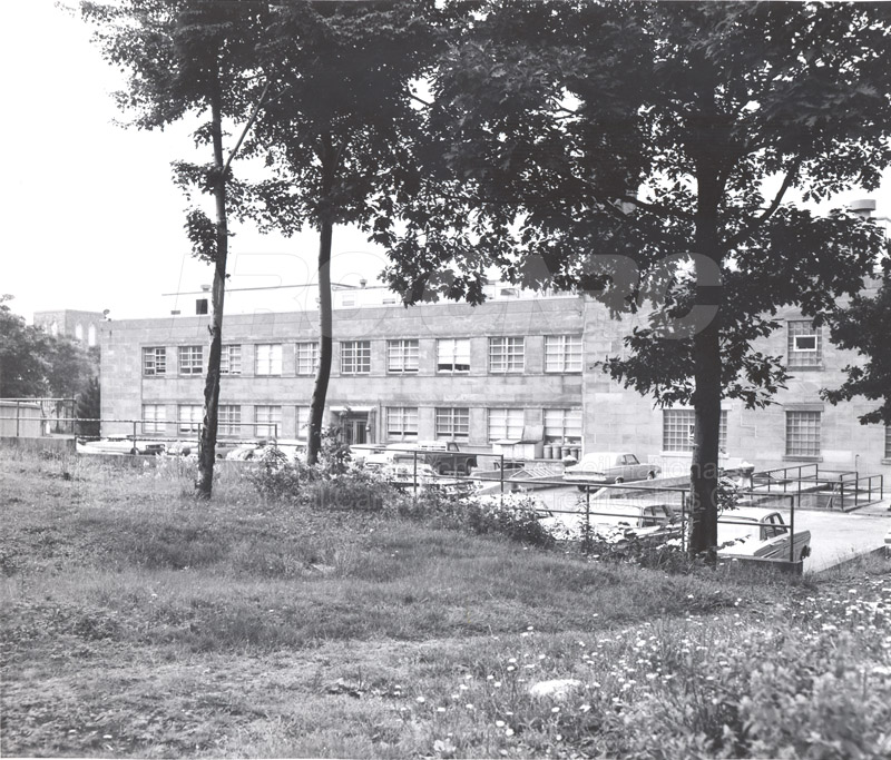 The Building- Exterior Views 1950-1968 009