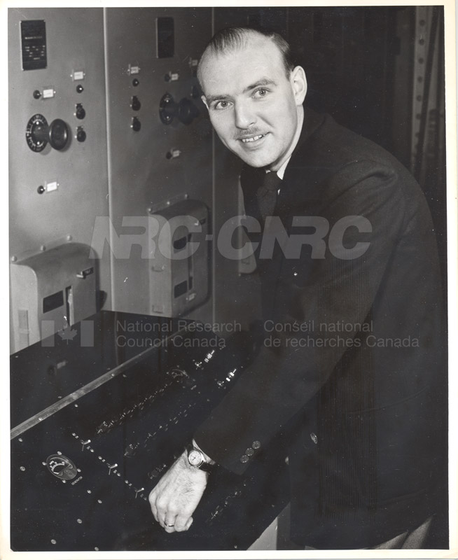 J.L. Orr Operating Controls for Large Cold Chamber 002