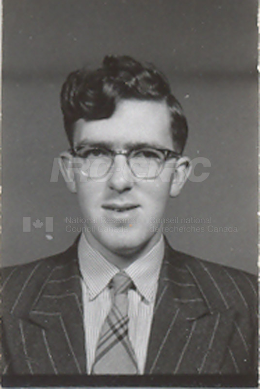 Photographs of Postdoctorate Issue 1957 016