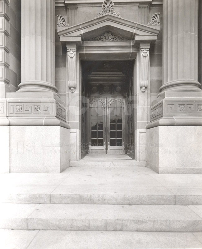 100 Sussex Drive- Front Entrance (KK-16) c.1932