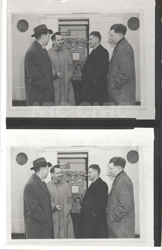 Radar-Group Photo 1940's