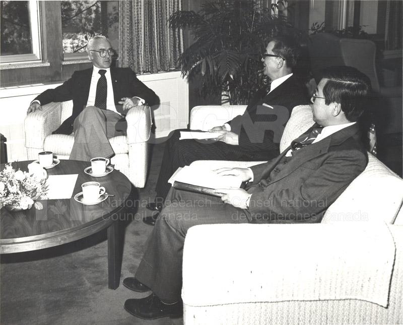 Japanese Ambassador Mar. 1982 002