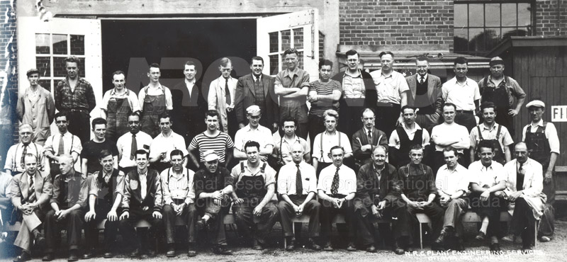 Group Portrait- Plant Engineering Group 1951 pt2